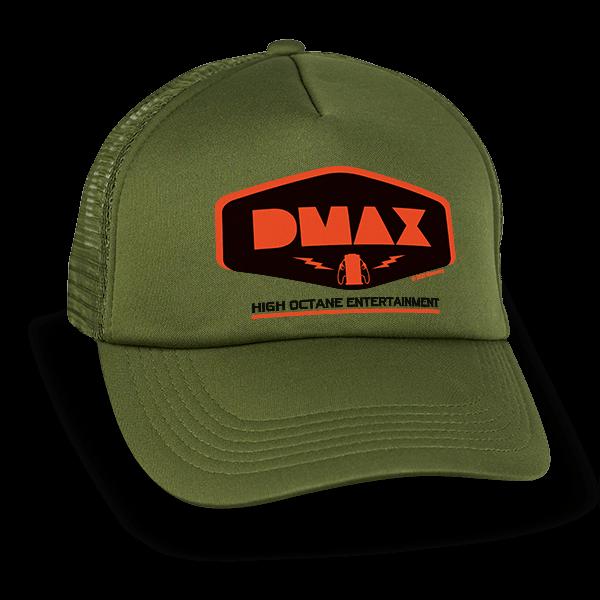 """DMAX Trucker-Cap """"High Octane Entertainment"""""""