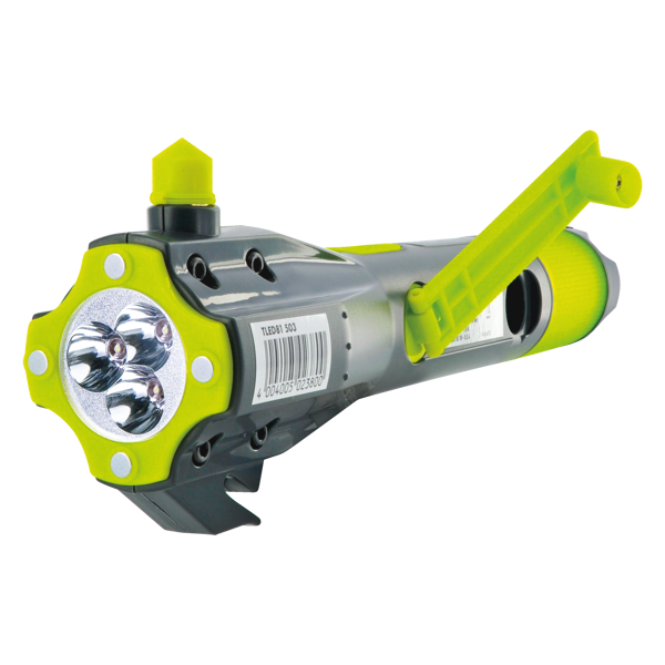 8-in-1 Multitool Taschenlampe
