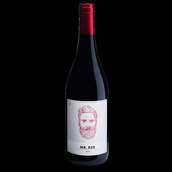 """Rotwein """"Mr. Red"""" (6 Flaschen)"""