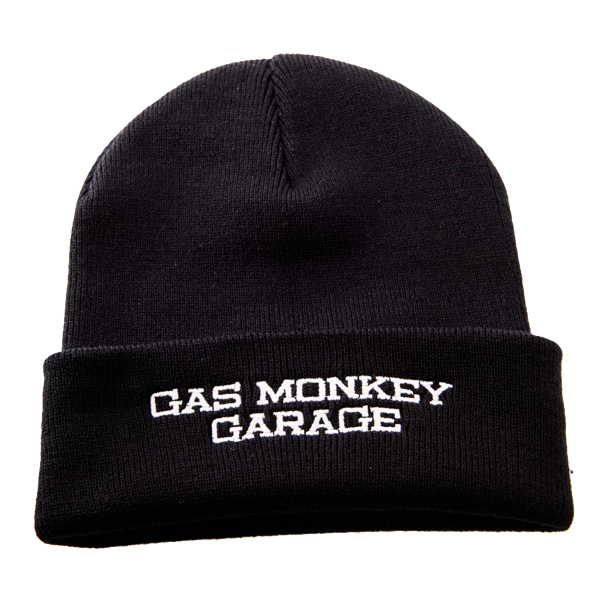 Gas Monkey Garage Beanie