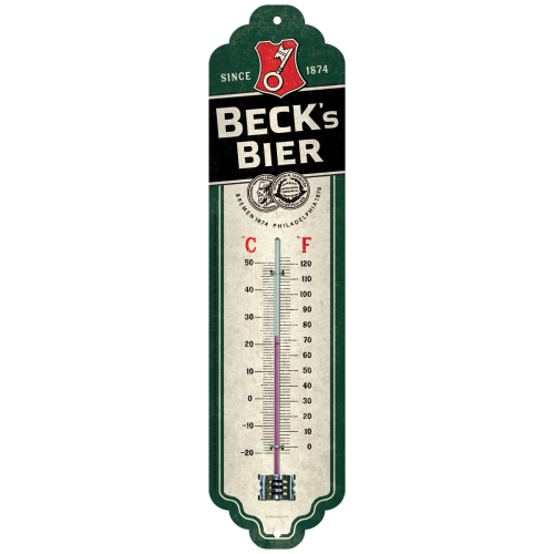 """Thermometer """"Beck's"""""""