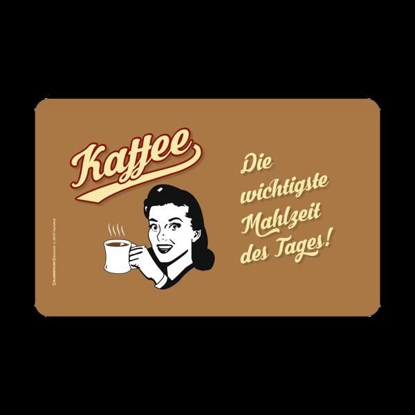 "Frühstücksbrett ""Kaffee"""