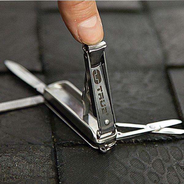 "Schlüsselanhänger ""Nagelknipser-Multi-Tool"""