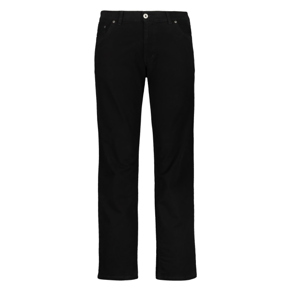 Super-Black Twill Hose von JP1880