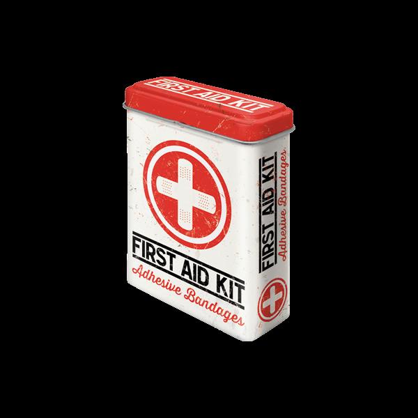 "Pflasterbox ""First Aid Kit"""