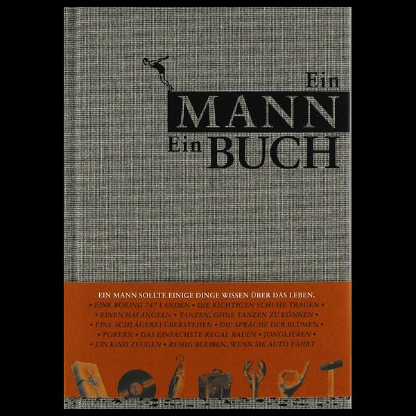 Ein Mann ein Buch (Hardcover)