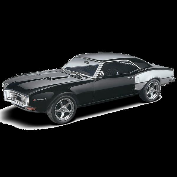 Amerikanischer Modellbausatz '68 Pontiac Fire Bird