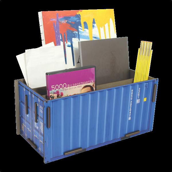 """Schreibtisch Organizer """"Container"""""""
