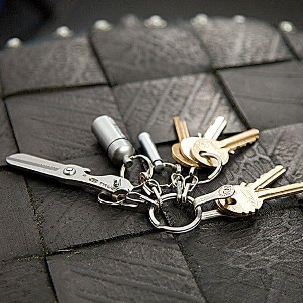 Schlüsselring-System