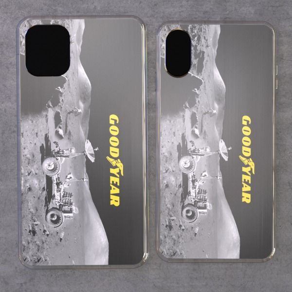 "Goodyear Cover ""Moon"" für iPhone Modelle"
