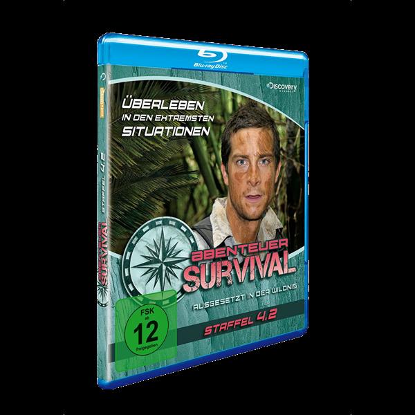 "Blu-ray ""Abenteuer Survival - Staffel 4.2"""