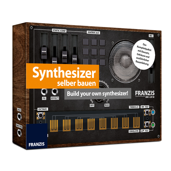 Synthesizer-Bausatz