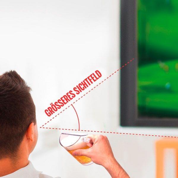 TV Bierkrug