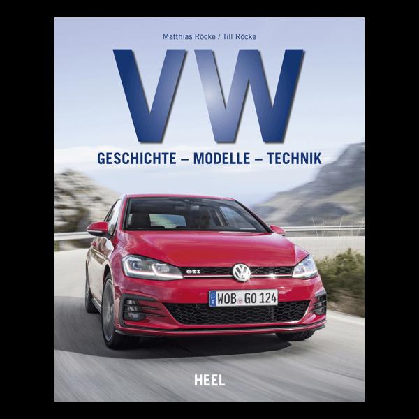 VW - Geschichte - Modelle - Technik