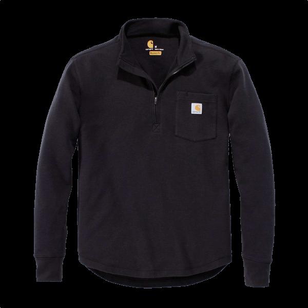 Reißverschluss-Shirt von Carhartt