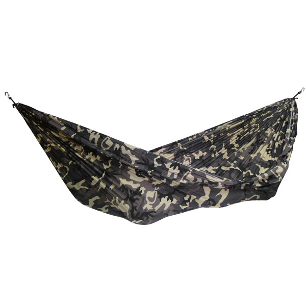 """Doppel-Hängematte """"Camouflage"""""""