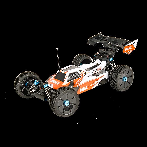 """DMAX R/C Buggy """"Beat Warrior"""" (bis zu 55 km/h schnell)"""