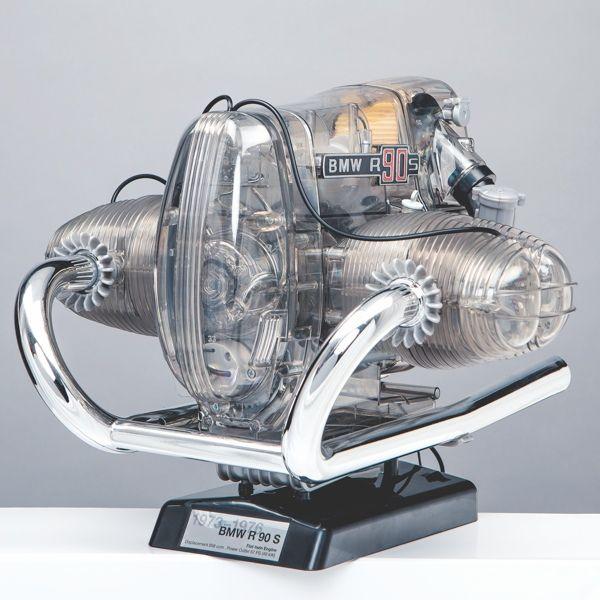 Motor-Bausatz BMW R 90 S (Maßstab 1:2)