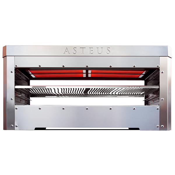 800 Grad Infrarot-Elektro-Grill (Steaker)