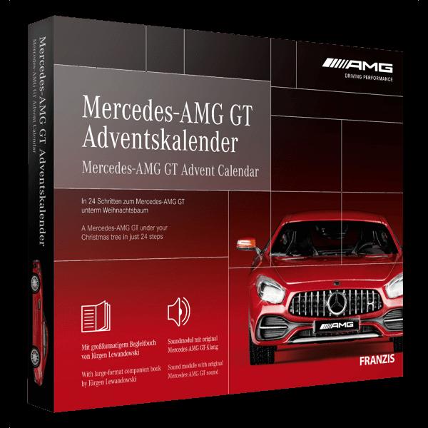 Mercedes-AMG GT Adventskalender