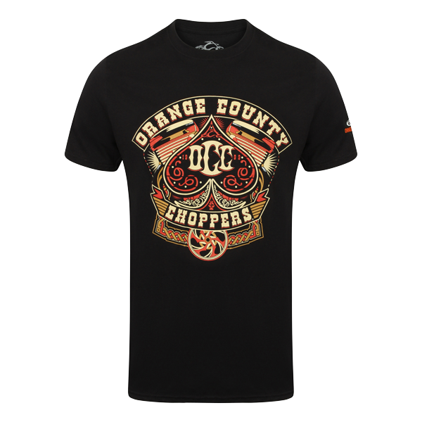"OCC T-Shirt ""Poker Run"""
