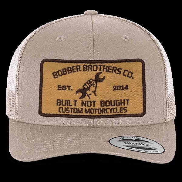 "Trucker-Cap ""Bobber Brothers Co."" von Bobber Brothers"