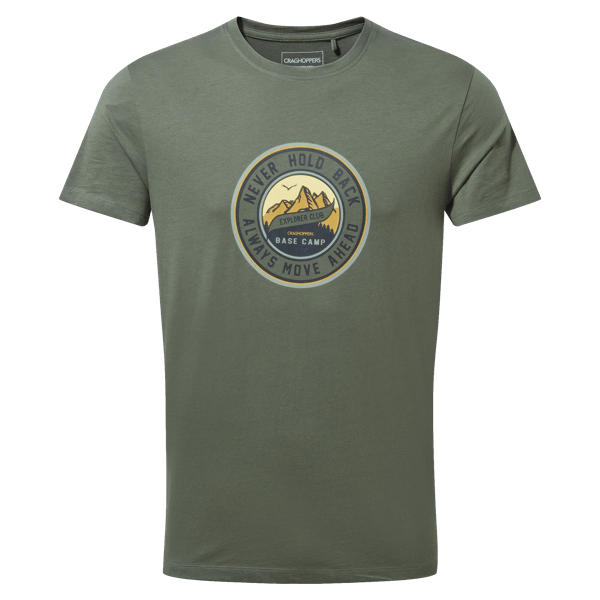 "T-Shirt ""Explorer Club"" von Craghoppers"