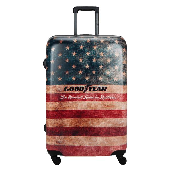 Goodyear Koffer Größe L