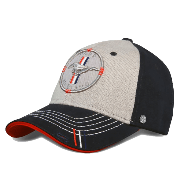 """Ford Mustang Baseball Cap """"Used Style"""""""