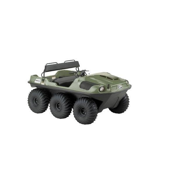 6x6 All-Terrain-Amphibien-Fahrzeug mit Straßenzulassung