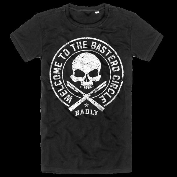 "T-Shirt ""Basterd Circle"""