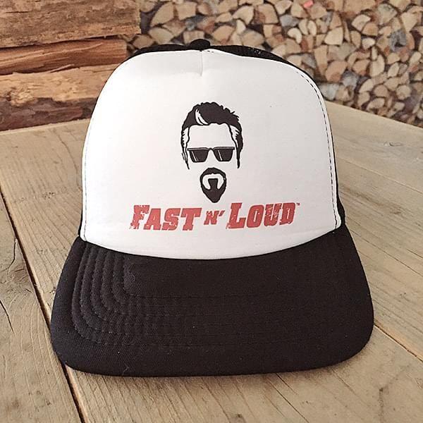 """Trucker-Cap """"Fast N' Loud Richard"""""""