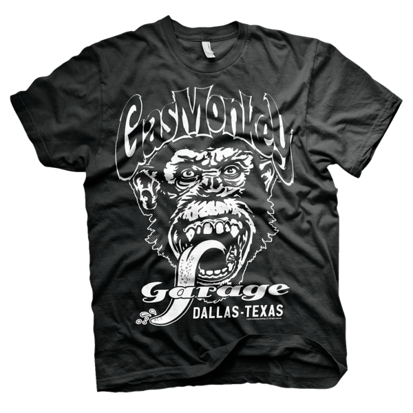 Gas Monkey Garage Dallas, Texas T-Shirt