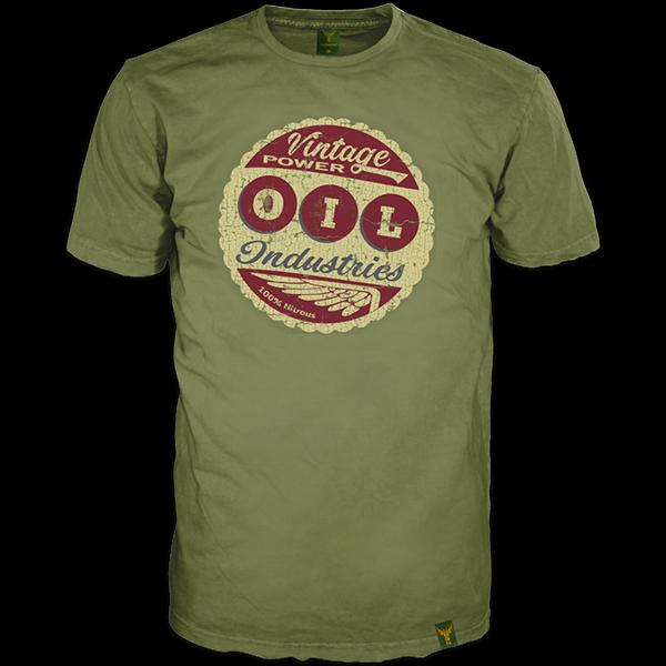 """T-Shirt """"Oil"""""""