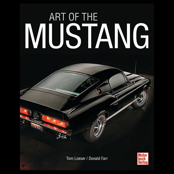 Bildband – Art of the Mustang