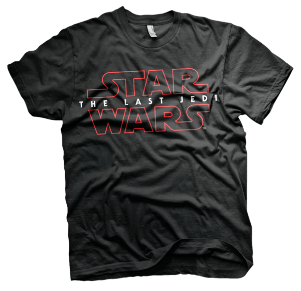 """Star Wars T-Shirt """"The Last Jedi"""""""