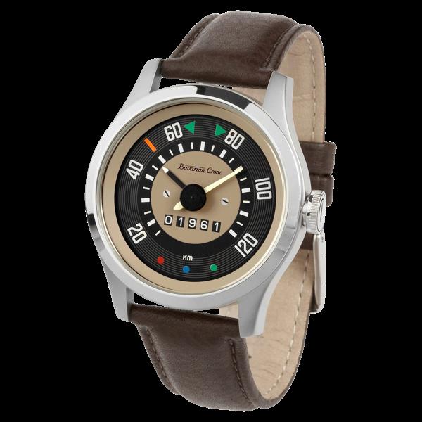 """Armbanduhr """"VW Bulli T1 Bj. 1961 Tacho"""""""