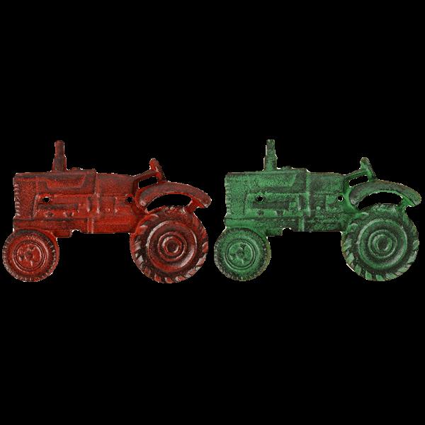 """Flaschenöffner """"Traktor"""" (in 2 Farben)"""