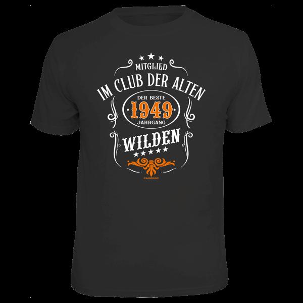 """T-Shirt """"1949 - der beste Jahrgang"""""""