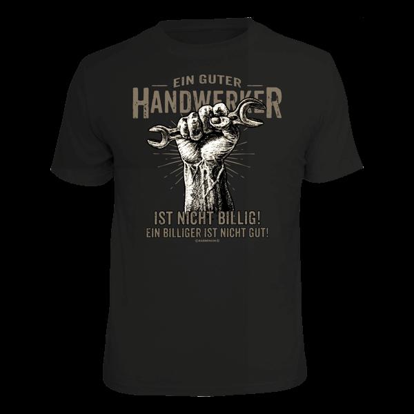 """T-Shirt """"Guter Handwerker"""""""