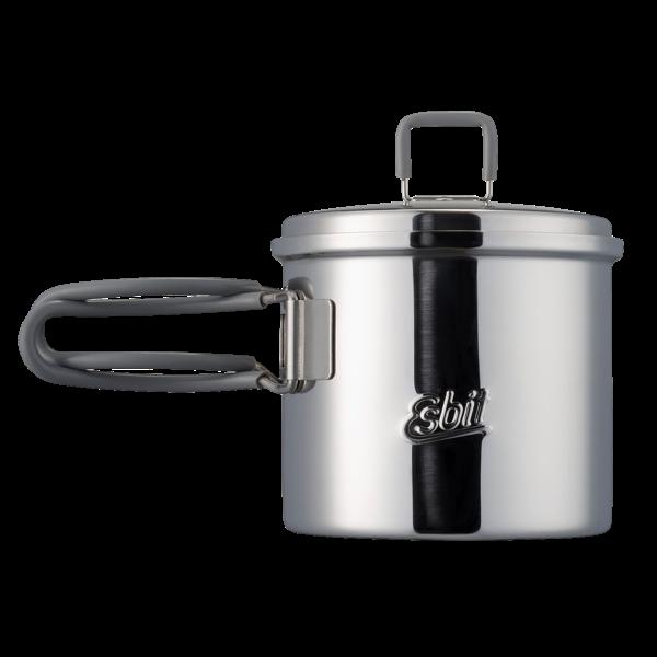 Outdoor Edelstahl Topf (625 ml)