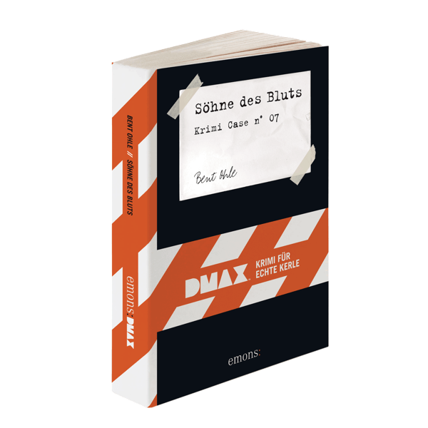 """DMAX Krimi """"Söhne des Bluts"""" von Bent Ohle"""