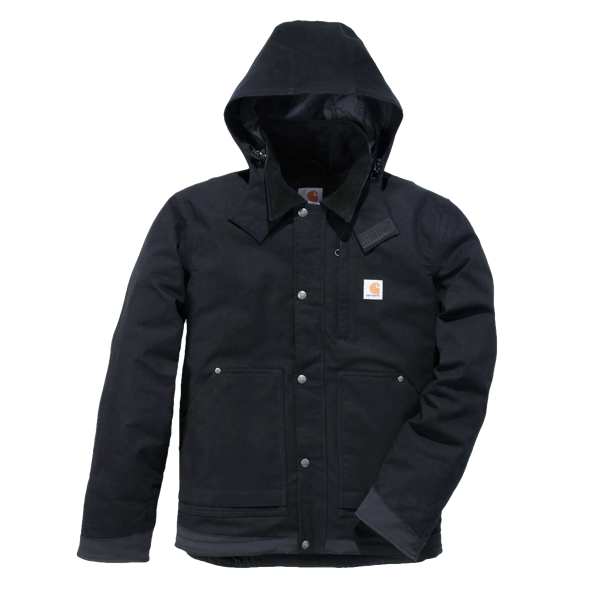 Ripstop Jacke mit abnehmbarer Kapuze von Carhartt