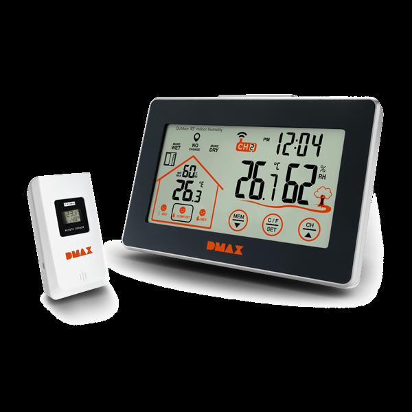 DMAX Temperatur- & Hygrometer-Station