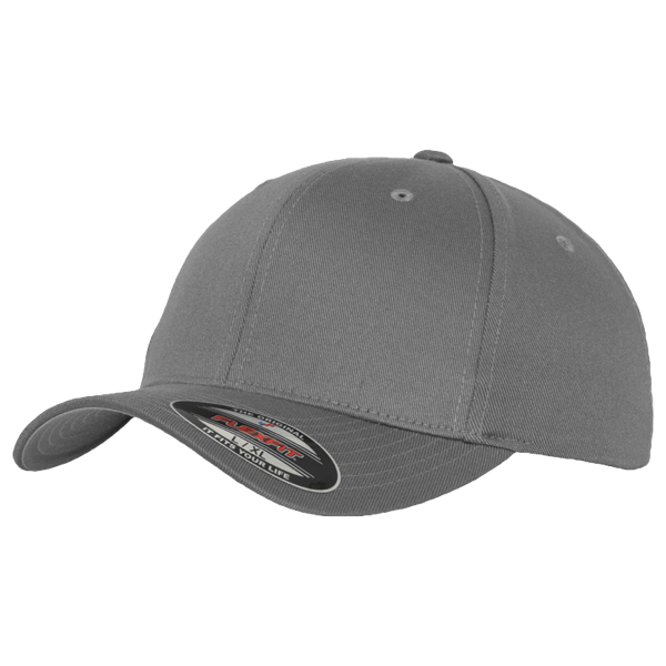 "Flexfit Cap ""Grey"""