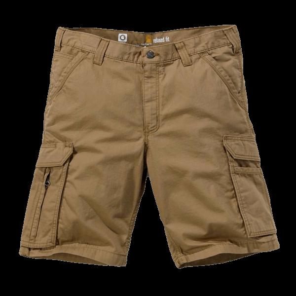 Schmutzabweisende Ripstop Cargo-Shorts von Carhartt