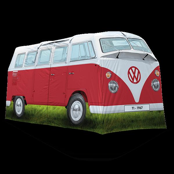 "4-Personen-Campingzelt ""VW Bulli T1"""