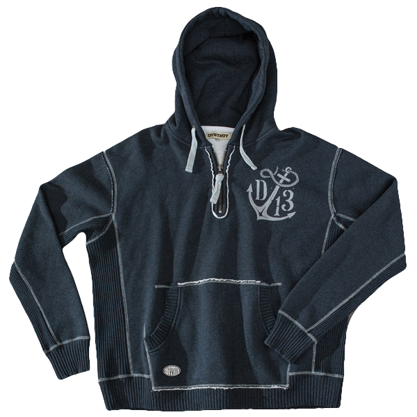 "Hoody ""Sailor"" (bis XXXL)"