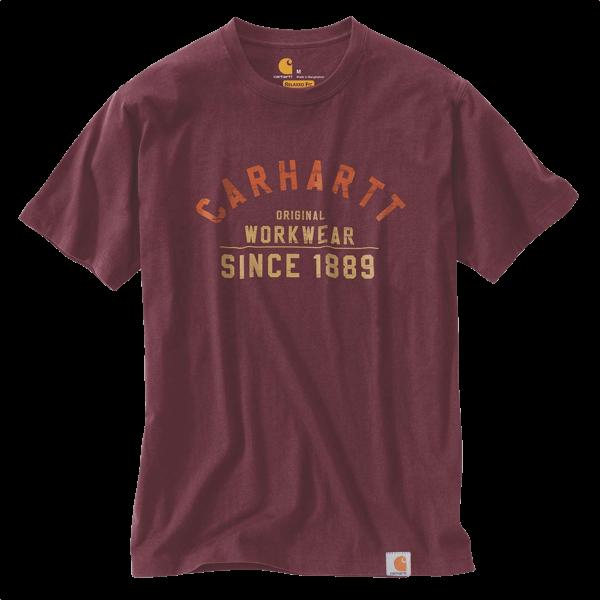 """Carhartt T-Shirt """"Since 1889"""""""