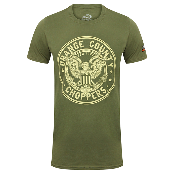 "OCC T-Shirt ""Eagle"""